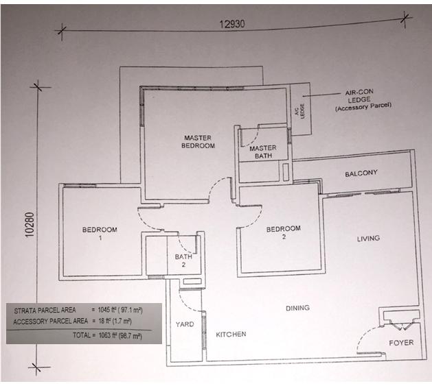 b1805 layout