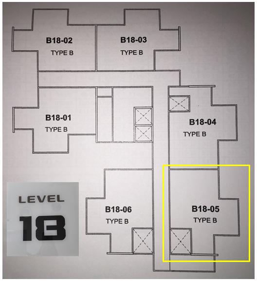 level18 block b